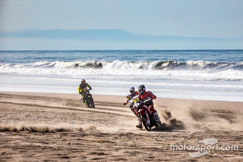 #15 Monster Energy Honda Team Honda: Ricky Brabec