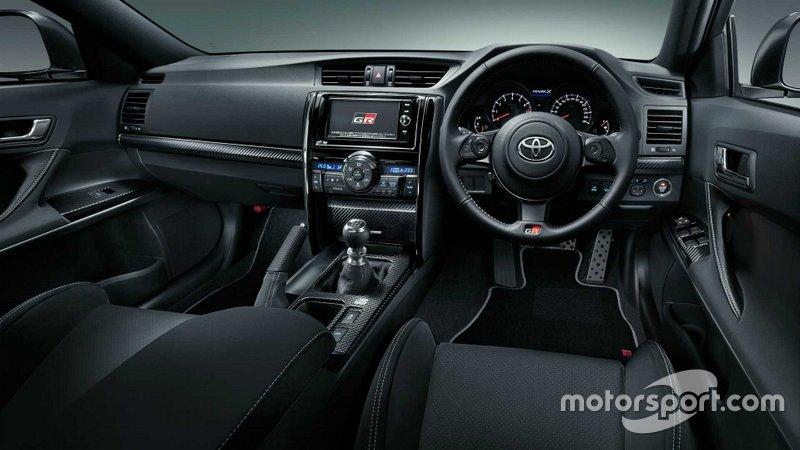 Toyota Mark X GRMN 2019 року
