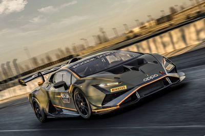 Präsentation: Lamborghini Huracan ST Evo2