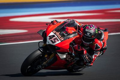 Misano March testing