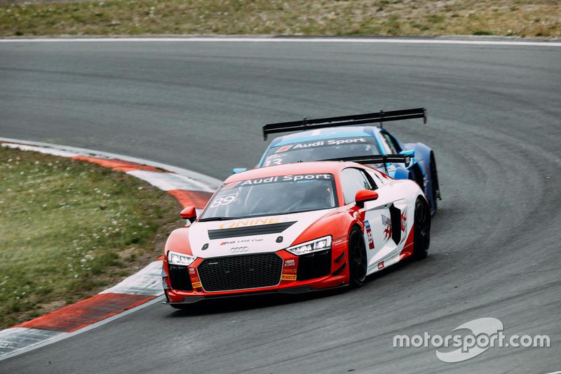 Audi R8 LMS GT4, Anderson Tanoto, Hard Memory Hero Super Car Team