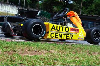 Último kart Ayrton Senna, a subasta