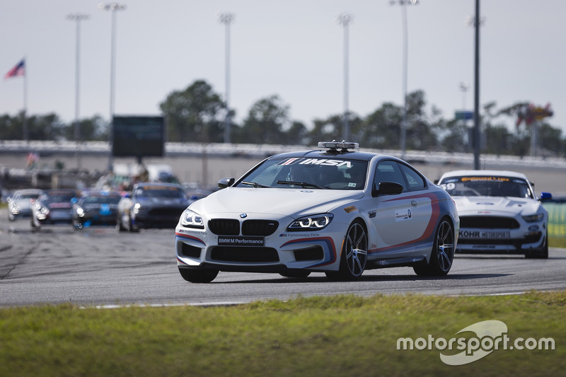 BMW M6 Pace Car
