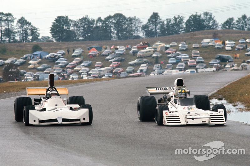 Вилсон Фиттипальди, Brabham BT42 Ford, Джеймс Хант, March 731 Ford