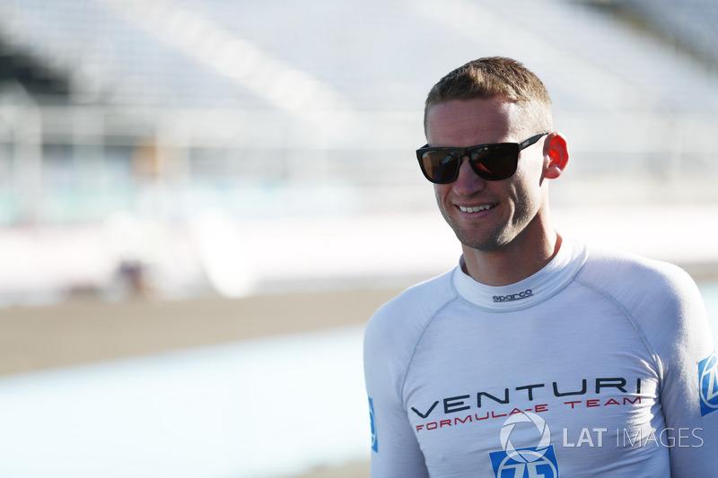 #5 Maro Engel, Venturi Formula E Team