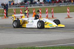 Philip Egli, Dallara F394-Opel, Racing Club Airbag, 2. Manche