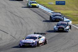 Edoardo Mortara, Mercedes-AMG Team HWA, Mercedes-AMG C63 DTM, René Rast, Audi Sport Team Rosberg, Audi RS 5 DTM