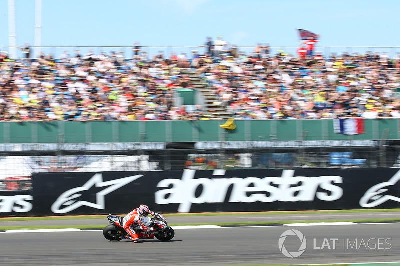 18. Danilo Petrucci, Pramac Racing