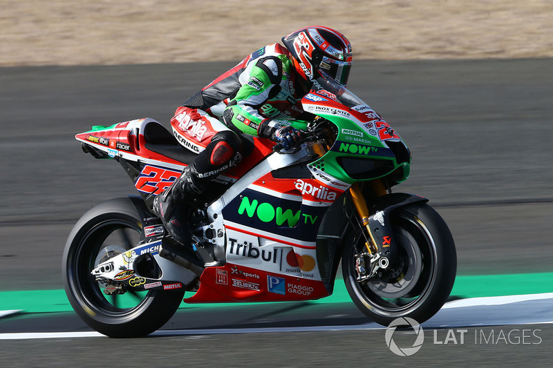 Sam Lowes, Aprilia Racing Team Gresini