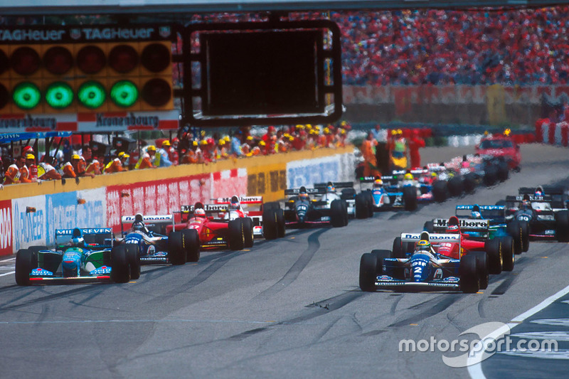 #5 GP de Saint-Marin 1994