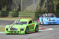 #31 The Club Motorsport: Roberto Benedetti, Lorenzo Marcucci