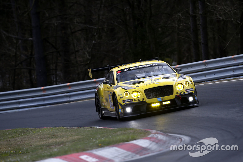 16. #37 Bentley Team Abt, Bentley Continental GT3