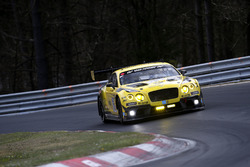 #37 Bentley Team Abt, Bentley Continental GT3: Christopher, Nico Verdonck, Christian Menzel