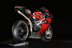 Мотоцикл MV Agusta Льюиса Хэмилтона