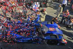 1. Renger van der Zande, Visit Florida Racing