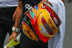 Lewis Hamilton, Mercedes AMG F1 helmet