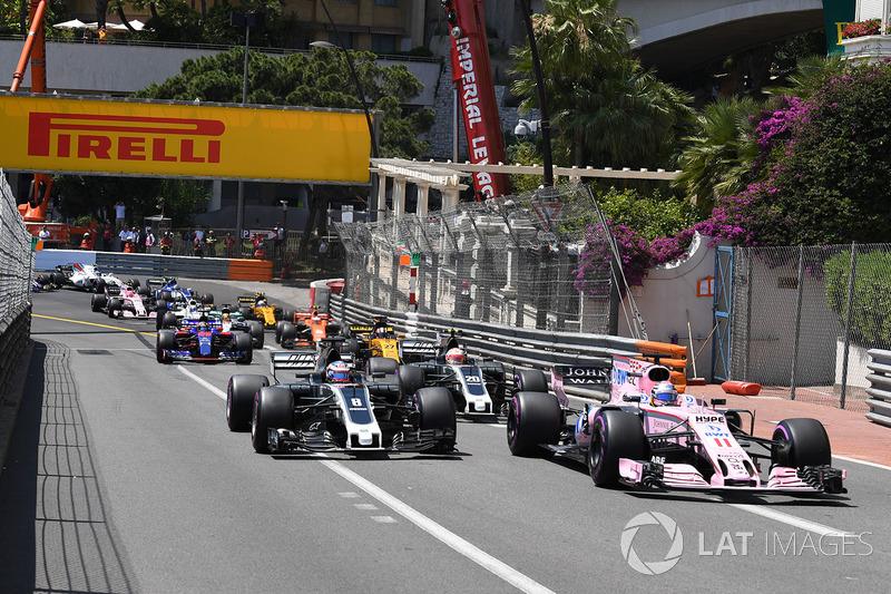 13: Серхио Перес, Force India