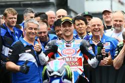 Third place Alex Lowes, Pata Yamaha