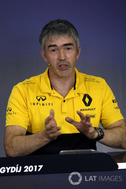 Технічний директор Renault Sport F1 Team Нік Честер