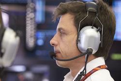 Директор Mercedes AMG F1 Тото Вольф