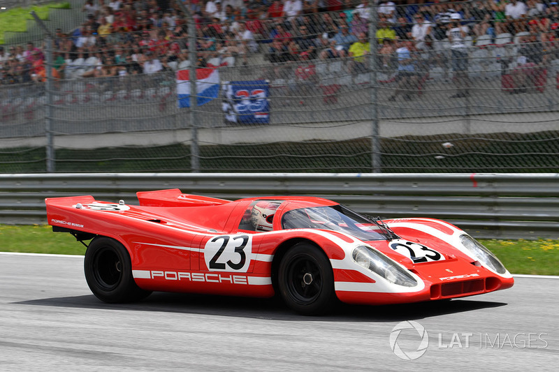 Dr Helmut Marko, Porsche 917K