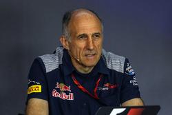 Руководитель Scuderia Toro Rosso Франц Тост