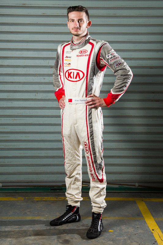 Alex Fontana, Kia Racing Team China