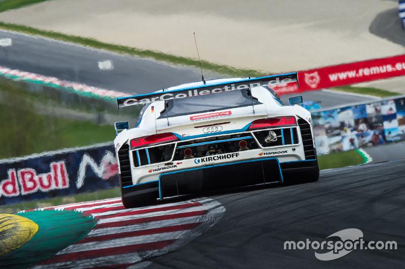 #34 Car Collection Motorsport Audi R8 LMS: Johannes Dr. Kirchhoff, Gustav Edelhoff, Elmar Grimm, Ing