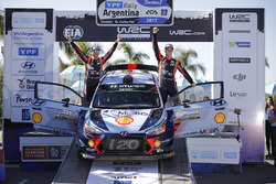 1. Thierry Neuville, Nicolas Gilsoul, Hyundai i20 WRC, Hyundai Motorsport