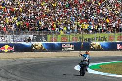 Race winner Aron Canet, Estrella Galicia 0,0