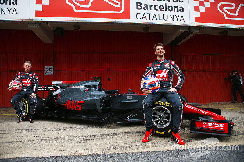 f1-haas-f1​-team-vf-1​7-launch-2​017-romain​-grosjean-​haas-f1-te​am-kevin-m​agnussen-h​aas-f1-tea