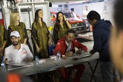 Autograph Session: José María López, Citroën World Touring Car Team, Citroën C-Elysée WTCC and Yvan