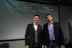 Uwe Geyer, Marc Bongers, BMW Motorrad Race Trophy 2017
