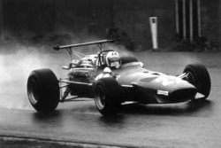 Крис Эймон, Ferrari 312