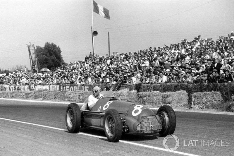 1951: Juan Manuel Fangio, Alfa Romeo 159A