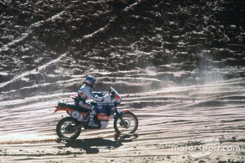 Cyril Neveu : 5 victoires