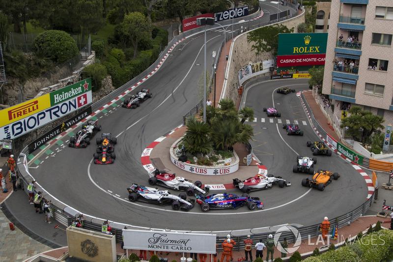 Monaco: 6 geçiş