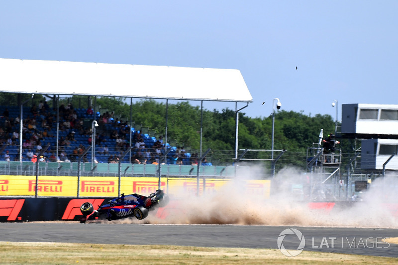 Gran Bretaña- Brendon Hartley (Libres 3)