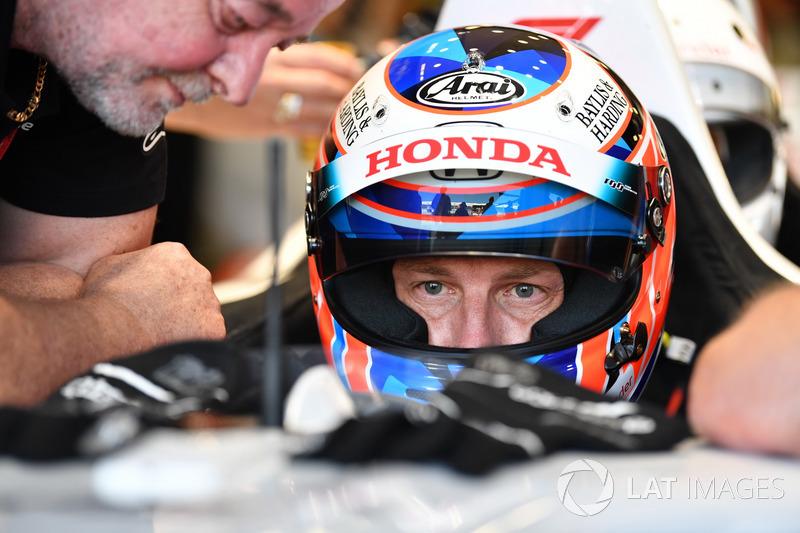 Paul Stoddart, dan Jenson Button