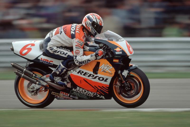 1995. Alex Criville - Gran Premio d'Australia - 3º