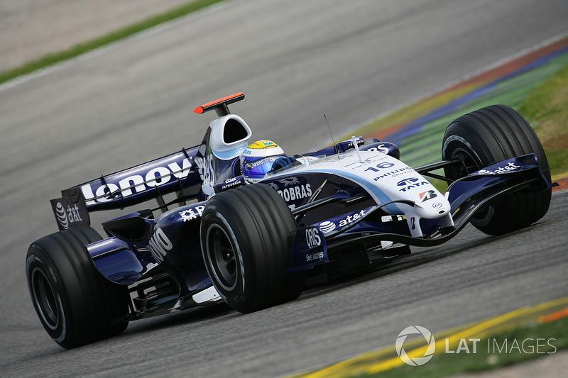 2007: Williams-Toyota FW29