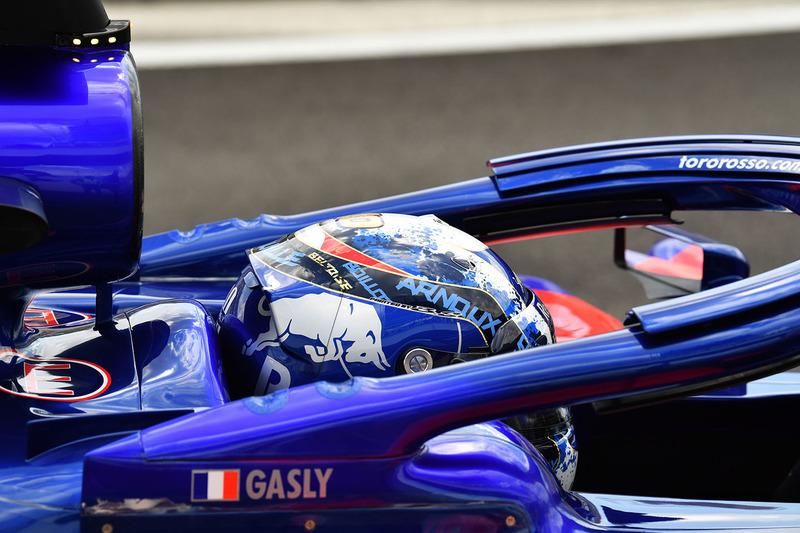 15 місце — П'єр Гаслі (Франція, Toro Rosso) — коефіцієнт 1501,00