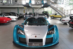 2009 Gumpert Apollo