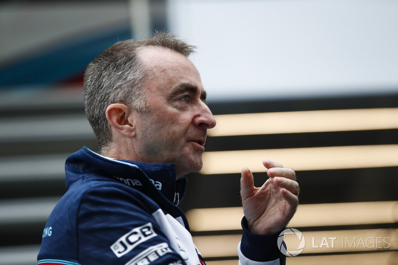 Paddy Lowe, Williams technical director