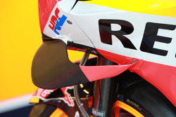Обтічник на мотоциклі Марка Маркеса, Repsol Honda Team, fairing