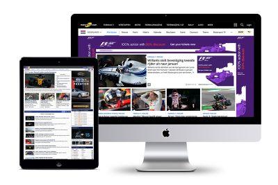 Motorsport.com annuncio