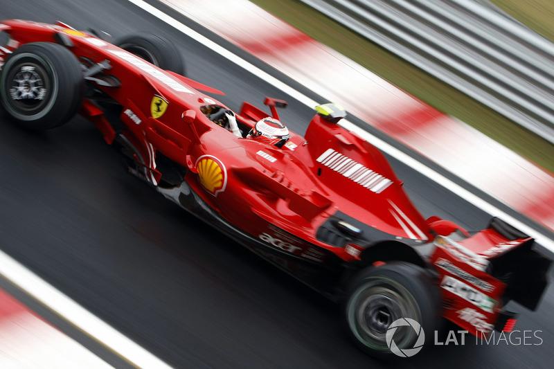 2007 - Kimi Raikkonen, Ferrari