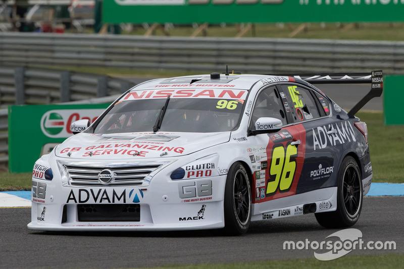 Dale Wood und David Russell, Nissan Motorsports