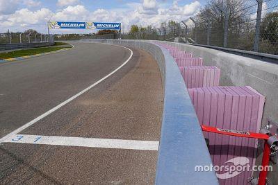 Le Mans circuit veranderingen