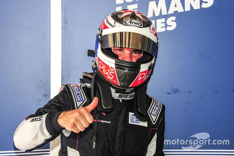 Polesitter LMP2 #21 Dragonspeed Oreca 05 - Nissan: Nicolas Lapierre